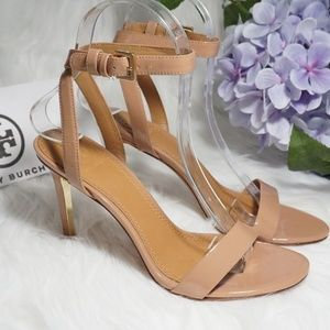 🆕Tory Burch Elana 85mm Stiletto Sandal Patent